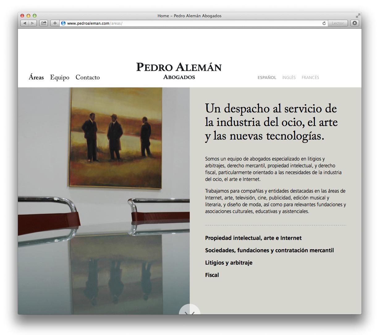Pedro Alemán Abogados